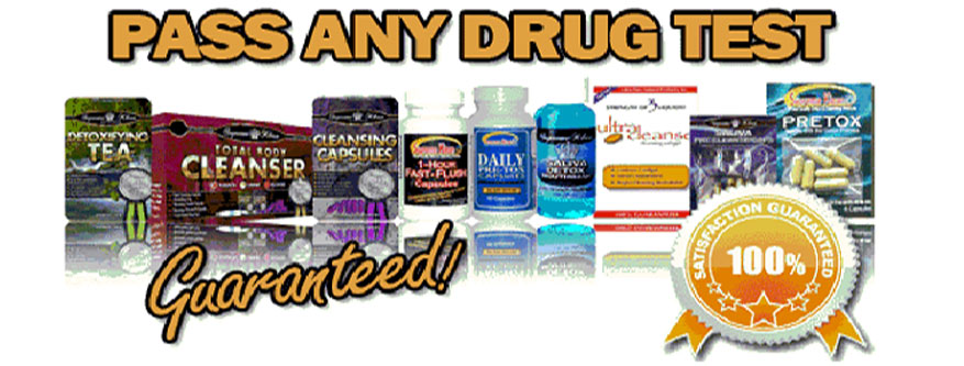 products to pass any drug test